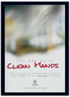 Hand hygiene poster - You had me at clean hands