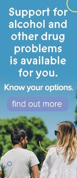 Support for alcohol and other drug problems is available for you. Know your options, find out more.