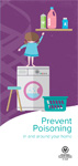 Prevent poisoning in and around your home brochure